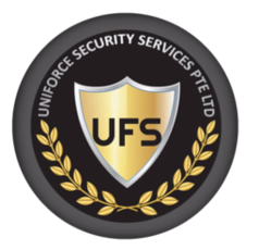 UNIFORCE SECURITY SERVICES Logo